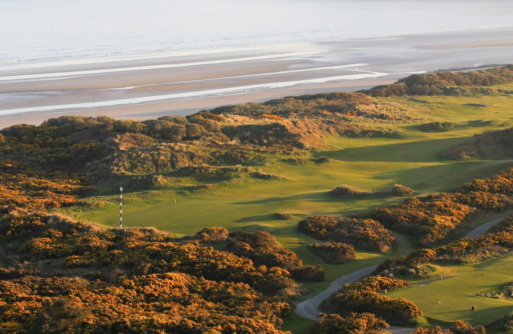Royal County Down in Northern Ireland