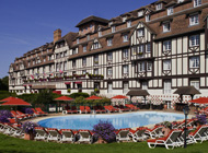 Deauville's Hotel du Golf Barriere