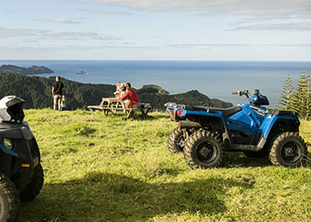 Cape Kidnappers Quad Biking ATV
