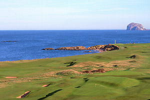 Scotland Courses North Berwick Premier Golf