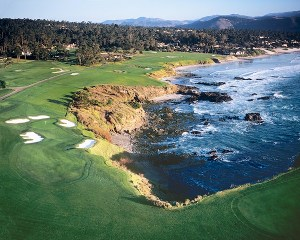 Pebble Beach Golf Links Named Greatest Public Course In America