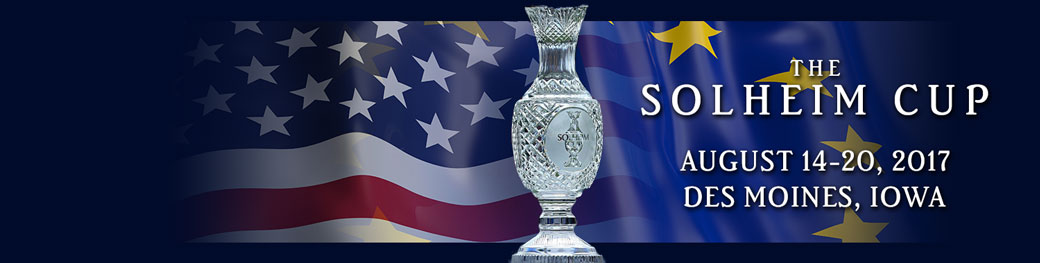 Image result for solheim cup 2017 logo